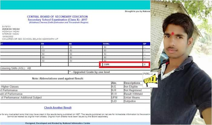 School fails student who asked for fee receipt? Avanish Yadav's Facebook post claims he was given zero in all subjects in CBSE 10th exams