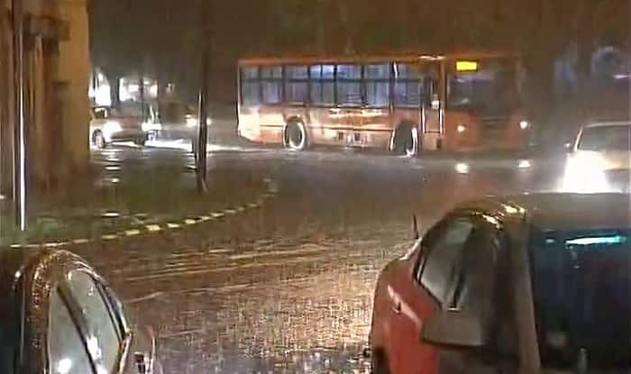 Rain Causes Water-logging, Affects Traffic in Parts of Delhi, Gurgaon
