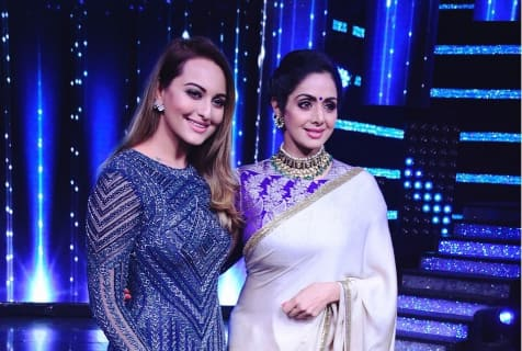 Nach Baliye 8: Actress Sridevi adds charm and poise to the semi-finale episode