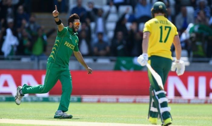 Pakistan spinner Imad Wasim replaces Imran Tahir as top-ranked T20I bowler