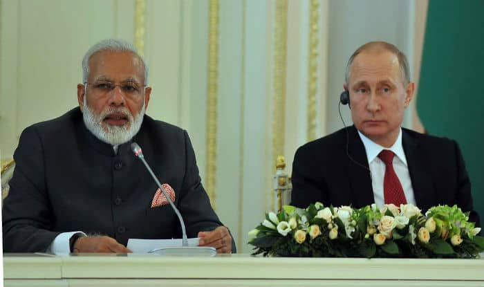 Indo-Russian Arms Deal of S-400 Triumf Air Defence Missile Miffs US