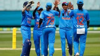 Women's World Cup 2017: India Elect to Bat Against Arch-rivals Pakistan