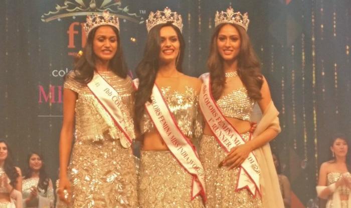 Miss India 2017 winners are Manushi Chhillar, Sana Dua and Priyanka Kumari: View Pics of this year's Indian beauty pageant queens