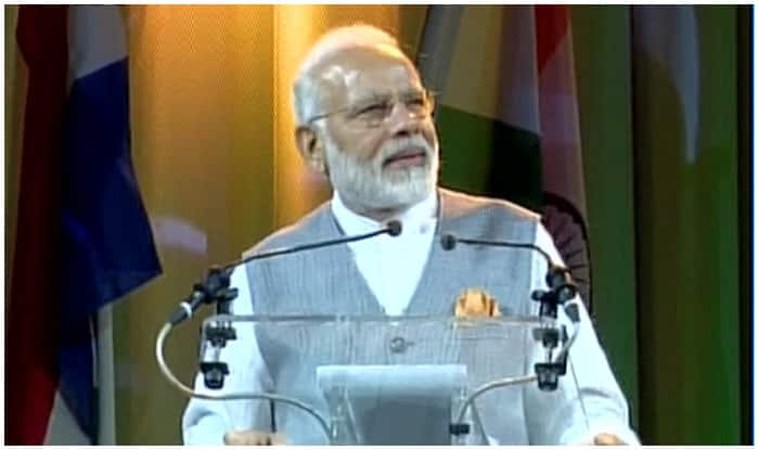 Narendra Modi in Netherlands: Non resident Indians are Rashtradoots outside India, says PM to diaspora