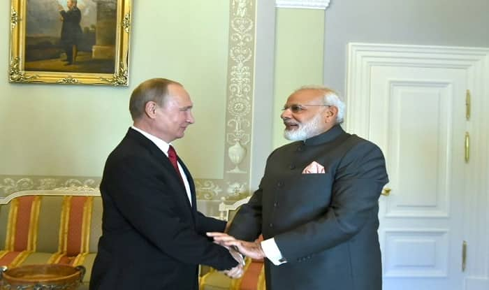 PM Narendra Modi to Hold Another 'Informal Summit'; to Meet Russia President Vladimir Putin in Sochi on May 21