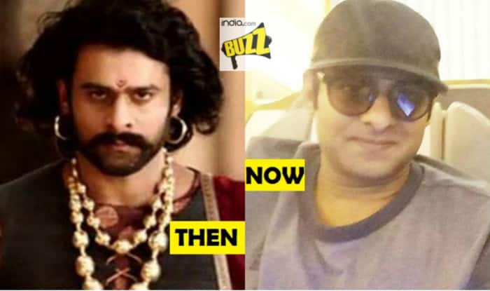 Prabhas finally sheds the Bahubali look! Saaho star shares new look without beard(See Picture)