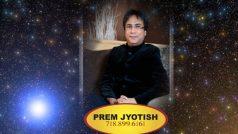 One-on-One with Astrologer Numerologist Prem Jyotish: July 16 – July 22