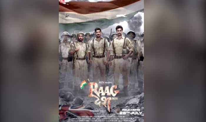Raag Desh Poster Out: Tigmanshu Dhulia's film on the Indian National Army's trials during World War 2 will make you proud