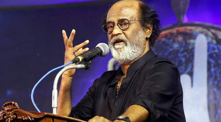 Rajnikanth to enter politics on his birthday this year?