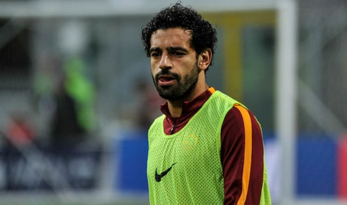Liverpool edge closer to agreeing deal for AS Roma winger Mohamed Salah