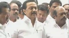 MK Stalin Moves High Court For Floor Test in Assembly, Says Governor Failed in His Duty
