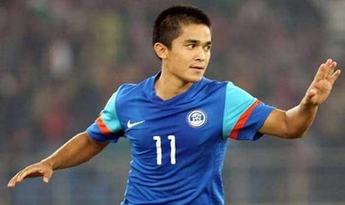Sunil Chhetri is Hoping Football Becomes More Popular in India Post FIFA U-17 World Cup
