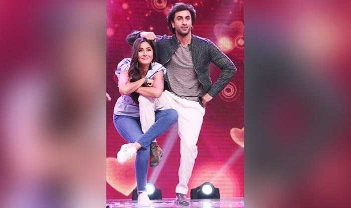 Katrina Kaif and Ranbir Kapoor promote Jagga Jasoos on Sa Re Ga Ma Pa L'il Champs looking like a million bucks – see pics!