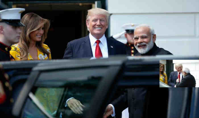 Modi in US: Watch what PM Modi said in opening statement before meeting Donald Trump