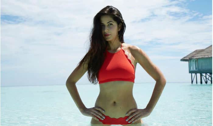 Katrina Kaif Posted This Hot Bikini Pic On Her Instagram And We Just Can't Keep Calm!
