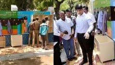After Hyderabad, Tamil Nadu gets its Wall of Kindness in Tirunelveli!