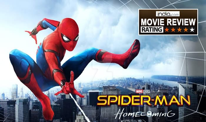 Spider-Man Homecoming Movie Review: Tom Holland As Peter Parker Takes You On An Edge Of The Web, Unmissable Fun Play Date