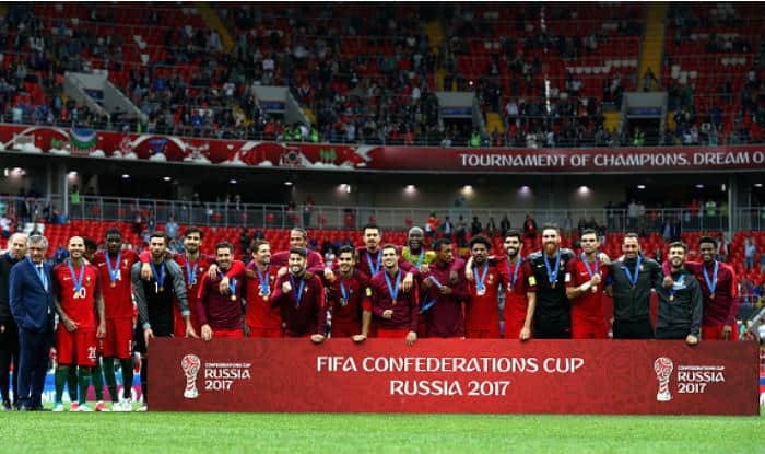 Confederations Cup 2017: Portugal Beat Mexico 2-1 in Third Place Playoff