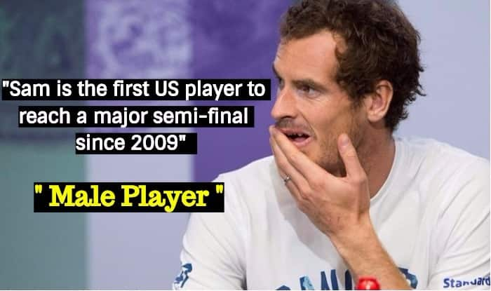 Andy Murray Stylishly Shuts Down Reporter's 'Casual Sexism' at Wimbledon 2017 and Twitter Can't Stop Admiring World No 1 Player