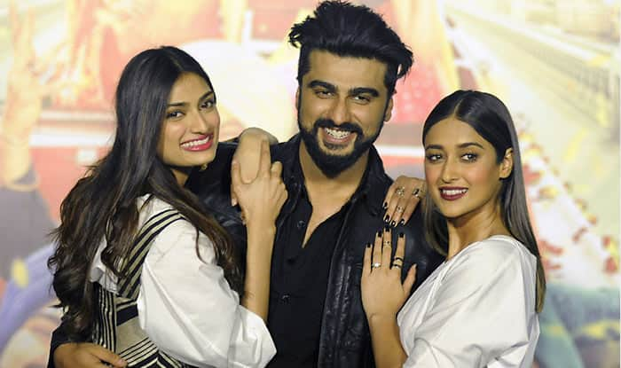 Ileana D'Cruz Or Athiya Shetty – Which Hottie Made A Better Pair With Arjun Kapoor In Mubarakan?