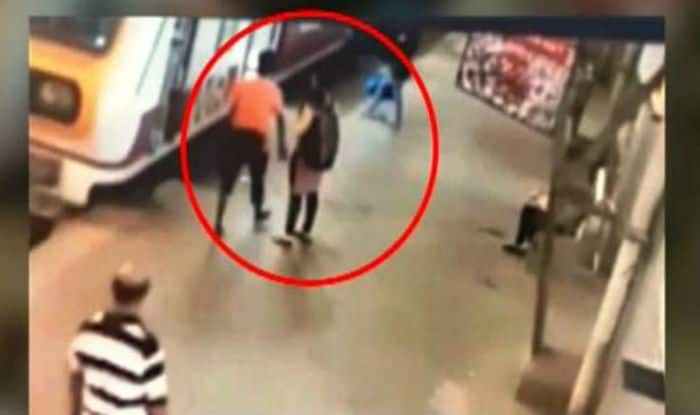 Girl Molested at Churchgate Station in Mumbai, Juvenile Accused Nabbed (Watch Video)