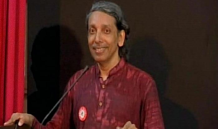 JNU Vice Chancellor M Jagadesh Kumar