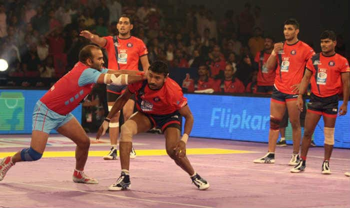 Pro Kabaddi League 2017 Live Streaming: Jaipur Pink Panthers vs Dabang Delhi KC And Patna Pirates vs Bengal Warriors, Where And How to Watch PKL 5 Matches