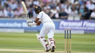 India in Sri Lanka: Dinesh Chandimal Expected to Return For Second Test