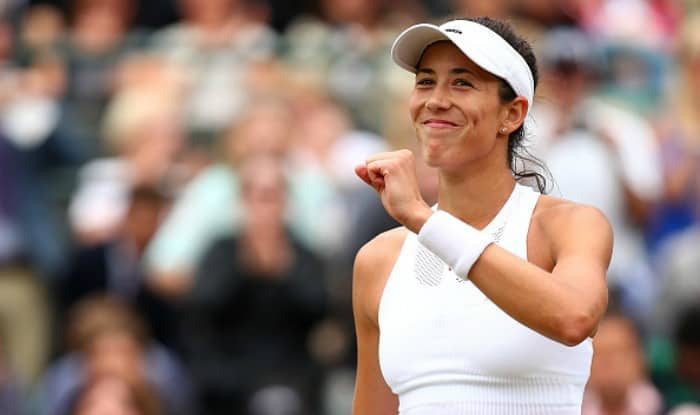 Being World No.1 a Dream Come True, Says Garbine Muguruza