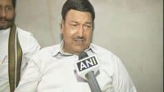 Bihar Minister Khurshid alias Firoz Ahmad Apologizes For Chanting 'Jai Shri Ram', Says Intention Was Not to Hurt