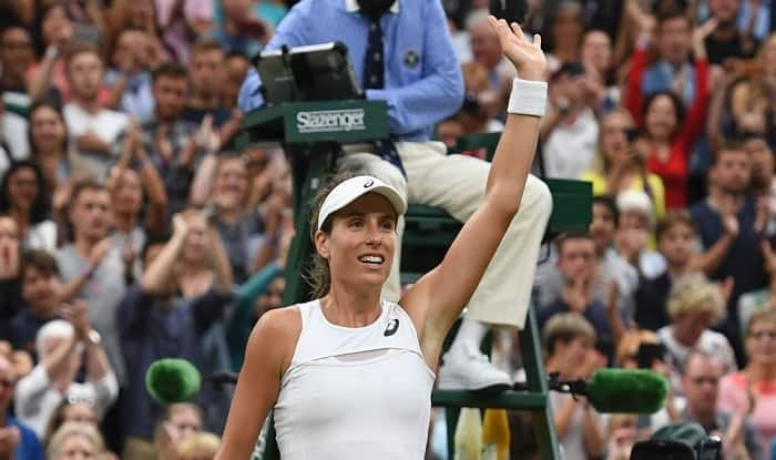 Wimbledon 2017: History on Line as Johanna Konta Faces Venus Williams Showdown