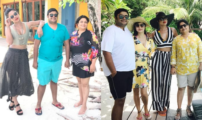 The Pics From Priyanka Chopra's Birthday Vacay Will Transport You To A Different World!