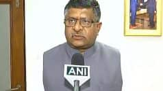 Congress is a Sinking Ship in Gujarat, Can't Keep House in Order, Says Union Minister Ravi Shankar Prasad