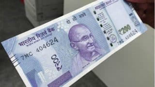 Rs 200 Currency Note Will be Available Before August 15: Sources