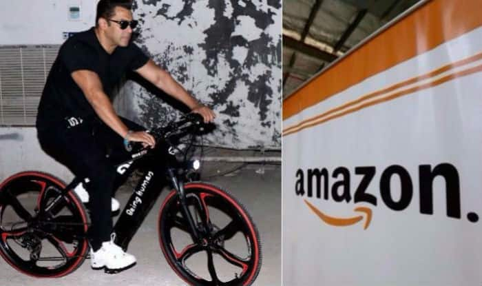 e82920cf487 Salman Khan Partners with Amazon India to sell Being Human e-Cycles Online!  Bike Models BH12 and BH27 to be Available for Amazon.in Prime Members