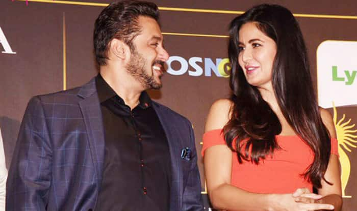 Not Just Katrina Kaif But This Person Also Kept Salman Khan Company At IFFI 2017 Closing Ceremony