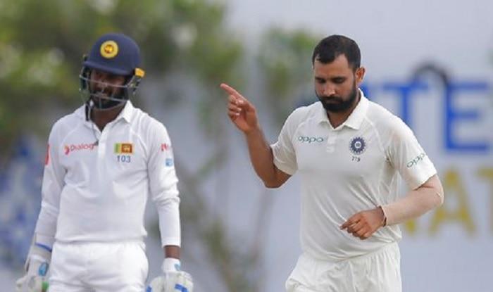 India vs Sri Lanka 1st Test 2017: IND on Top Despite Angelo Mathews, Upul Tharanga's Fifties on Day 2