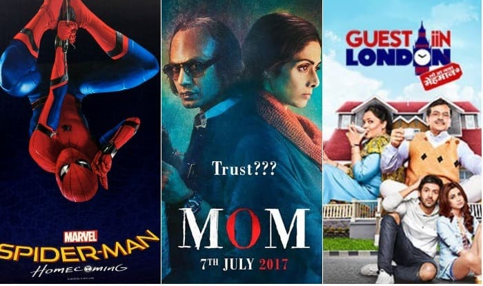Spider-Man: Homecoming box office collection: Tom Holland Starrer Beats Sridevi's Mom and Kartik Aaryan's Guest Iin London In The Opening Weekend