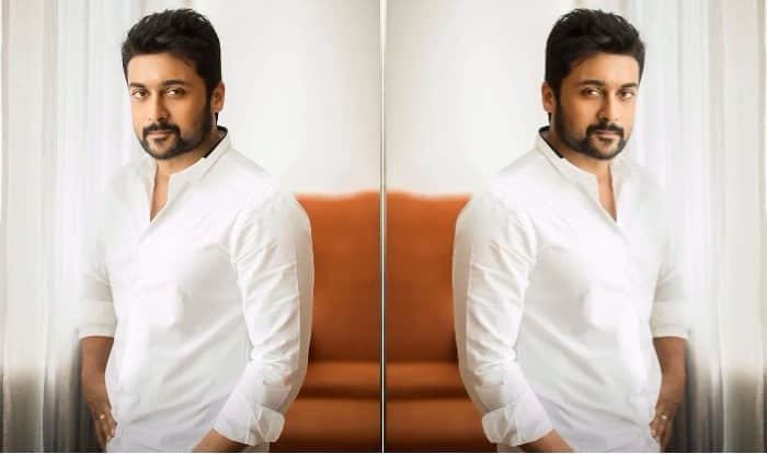 Happy Birthday Suriya:  5 Times Suriya Looked Dashing in White