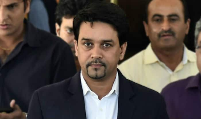 Sourav Ganguly Wants Anurag Thakur Back in Indian Cricket