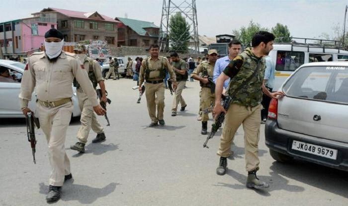 J&K: Terrorists Lob Grenade at Sopore Police Station, Two Cops Injured
