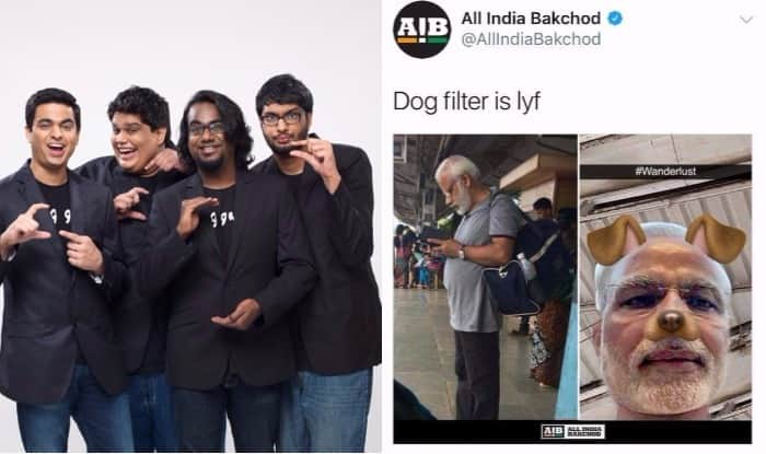 AIB in Trouble Again: Top Controversies of All India Bakchod from Snapchat Dog Filter on PM Modi Doppelganger to Infamous Roast