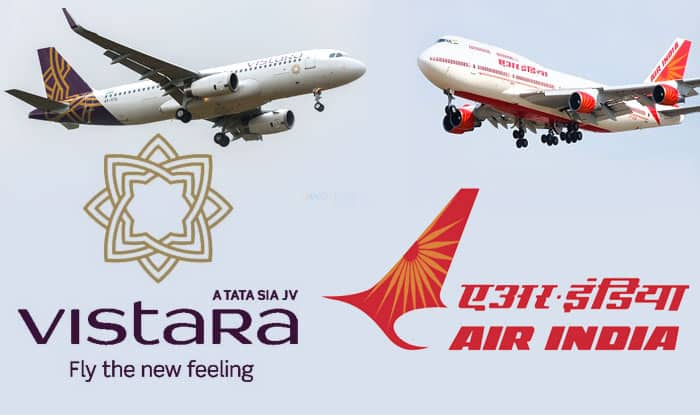 It's a new battle with Air Vistara taking on Air India