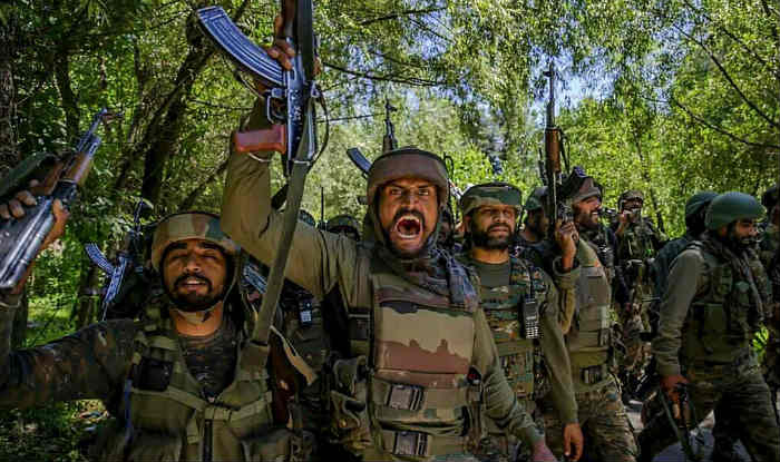 Operation All Out 2: Nine Militants, Including Two Most Wanted, Gunned Down in Six Days; 19 More on Army's Hit List