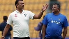 Team India's Support Staff: Rathour Replaces Bangar as Batting Coach, Arun And Sridhar Retained