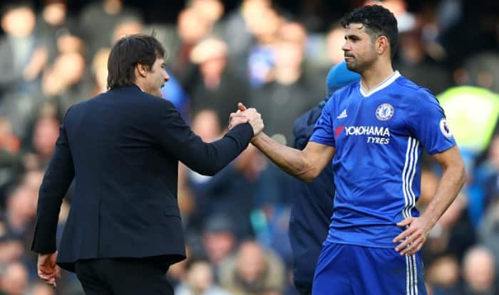 Diego Costa Was Told He Could Leave Chelsea in January, Says Antonio Conte