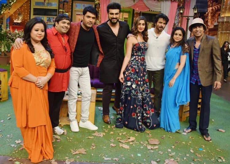 The Kapil Sharma Show: Anil Kapoor, Arjun Kapoor, Ileana D'Cruz Round Up A Riotous Evening