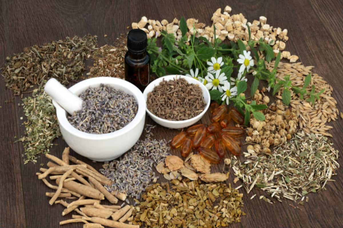 Herbs For Depression These 5 Herbs Can Prevent Anxiety And Depression India Com