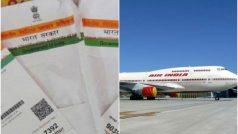 No Plans of Making Aadhaar Mandatory For Air Travel Bookings: Centre