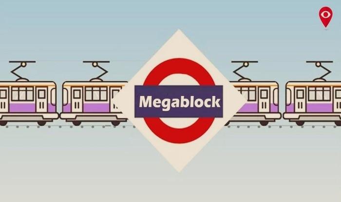 Mega block on Central Railway, Western Railway